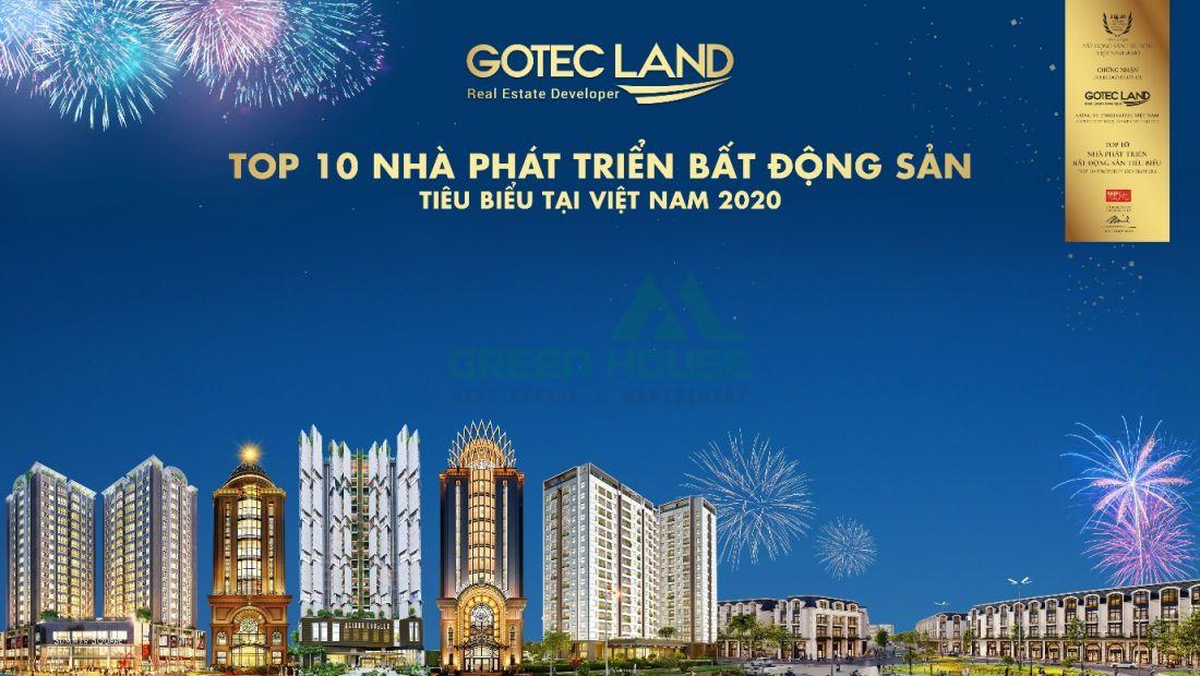 Chủ đầu tư Gotec Land
