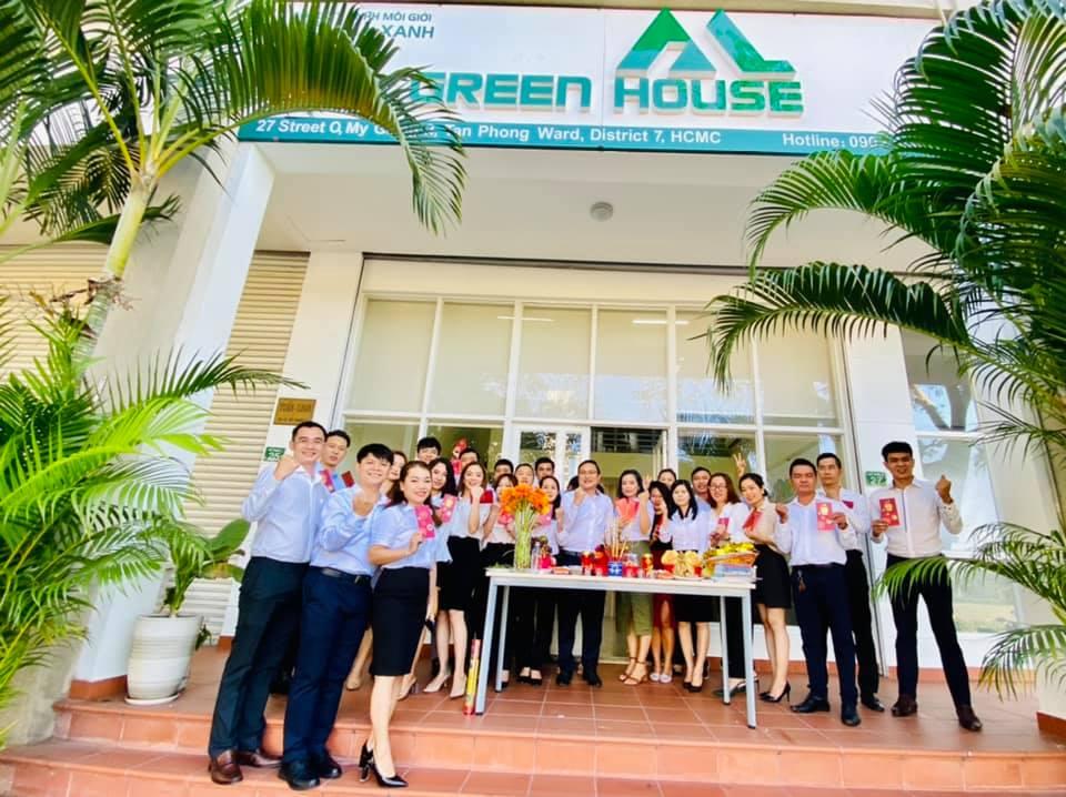 CTY Bất Động Sản Green House