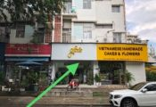 Hung Vuong Shop For Rent In Phu My Hung- Tan Phong Ward- District 7