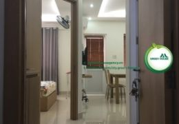 SERVICED APARTMENT IN HUNG PHUOC FOR RENT