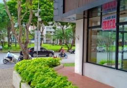 SHOP PARVIEW IN PHU MY HUNG FOR RENT
